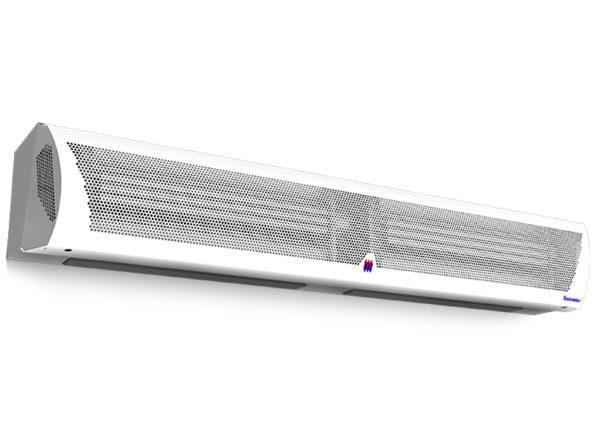 Тепловая завеса КЭВ-24П4021E - 24 кВт, (длина 2,1 м) для проемов высотой от 3-5 м.