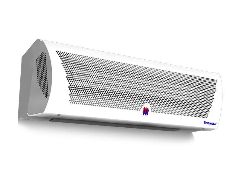 Тепловая завеса КЭВ-12П4031E - 12 кВт (длина 1,11 м.), для проемов высотой от 3-5 м.
