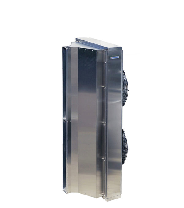 Тепловая завеса КЭВ-12П4060E - 12 кВт, (длина 2 м) для проемов высотой от 3-5 м.
