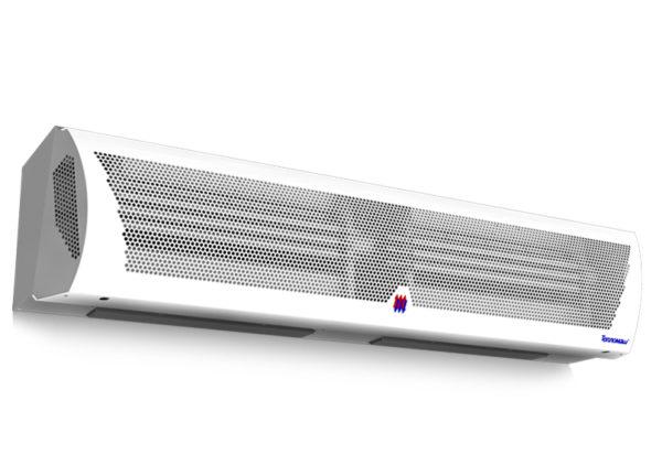 Тепловая завеса КЭВ-12П4041E - 12 кВт (длина 1,57 м.), для проемов высотой от 3-5 м.