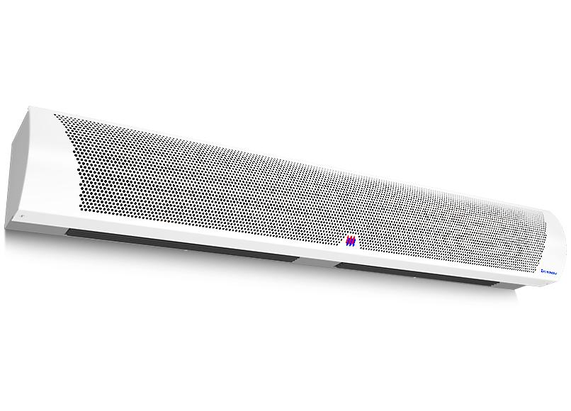 Тепловая завеса КЭВ-6П2021E - 6 кВт (длина 1,54 м.), для проемов высотой от 2-2,5 м.